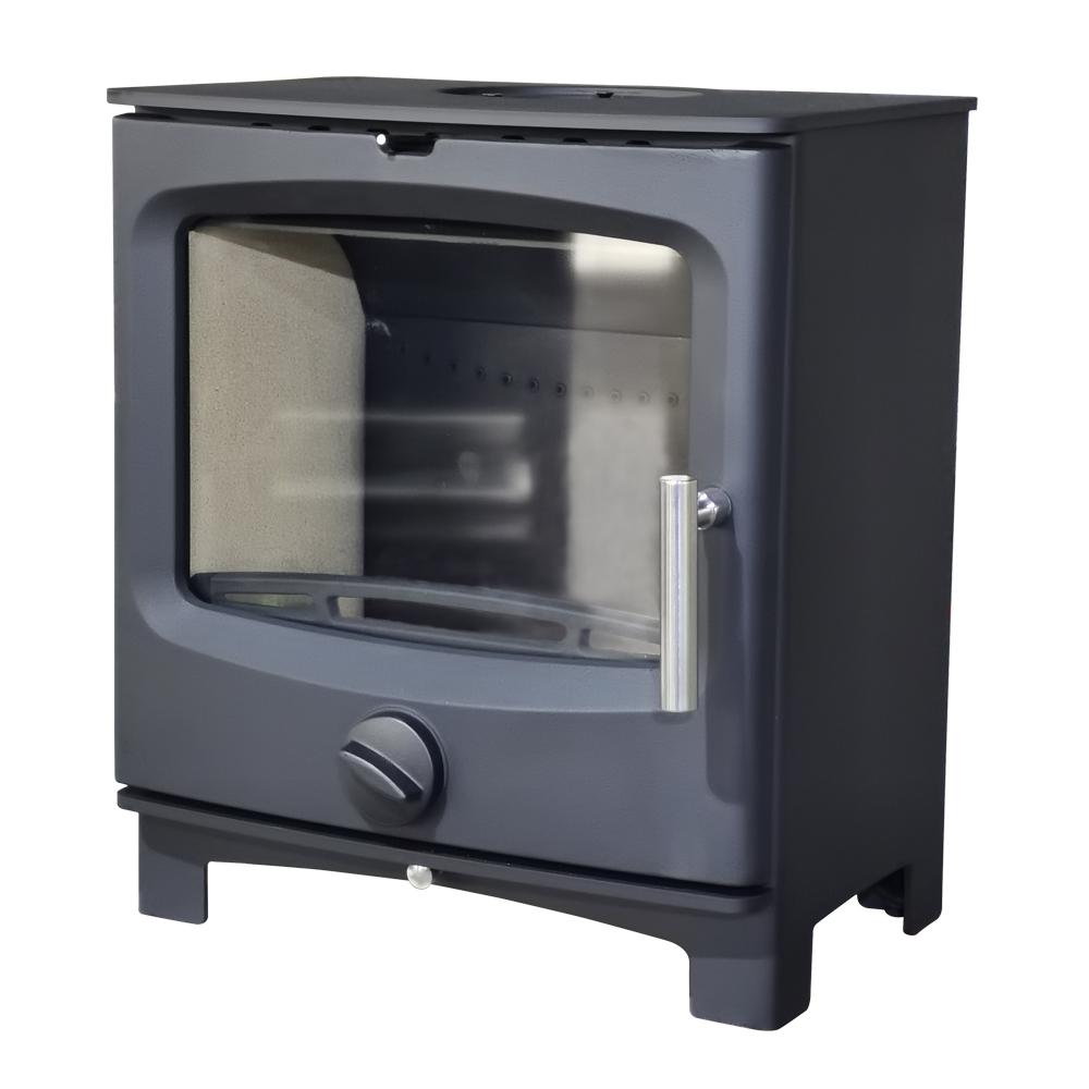 thumbnail 19 - 5kw Defra Multifuel Wood Log Burning Stove Eco Design Ready WoodBurner Fireplace