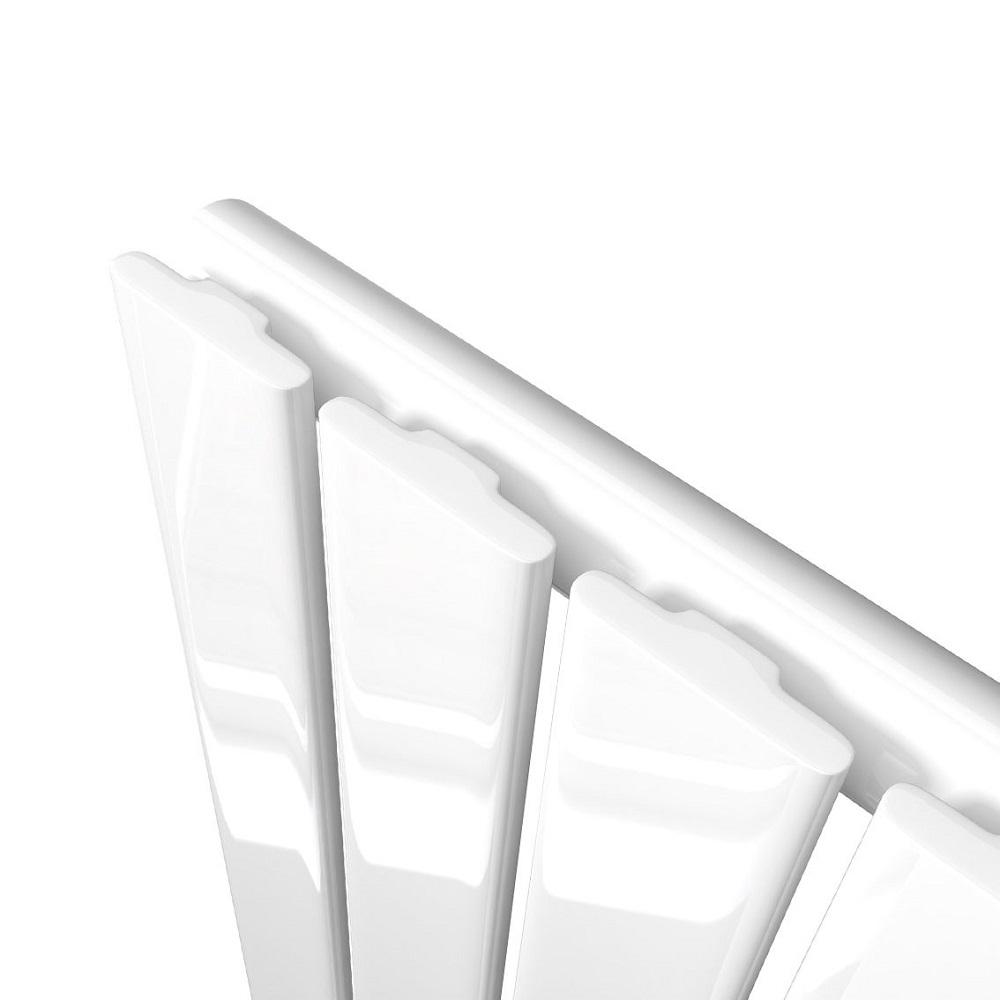 Vertical Designer Radiator Tall Upright Flat Panel Gloss