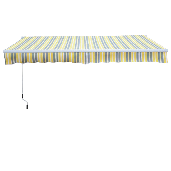 Garden Patio Awning Canopy Sun Shade Shelter Replacement Fabric Greenbay New Ebay