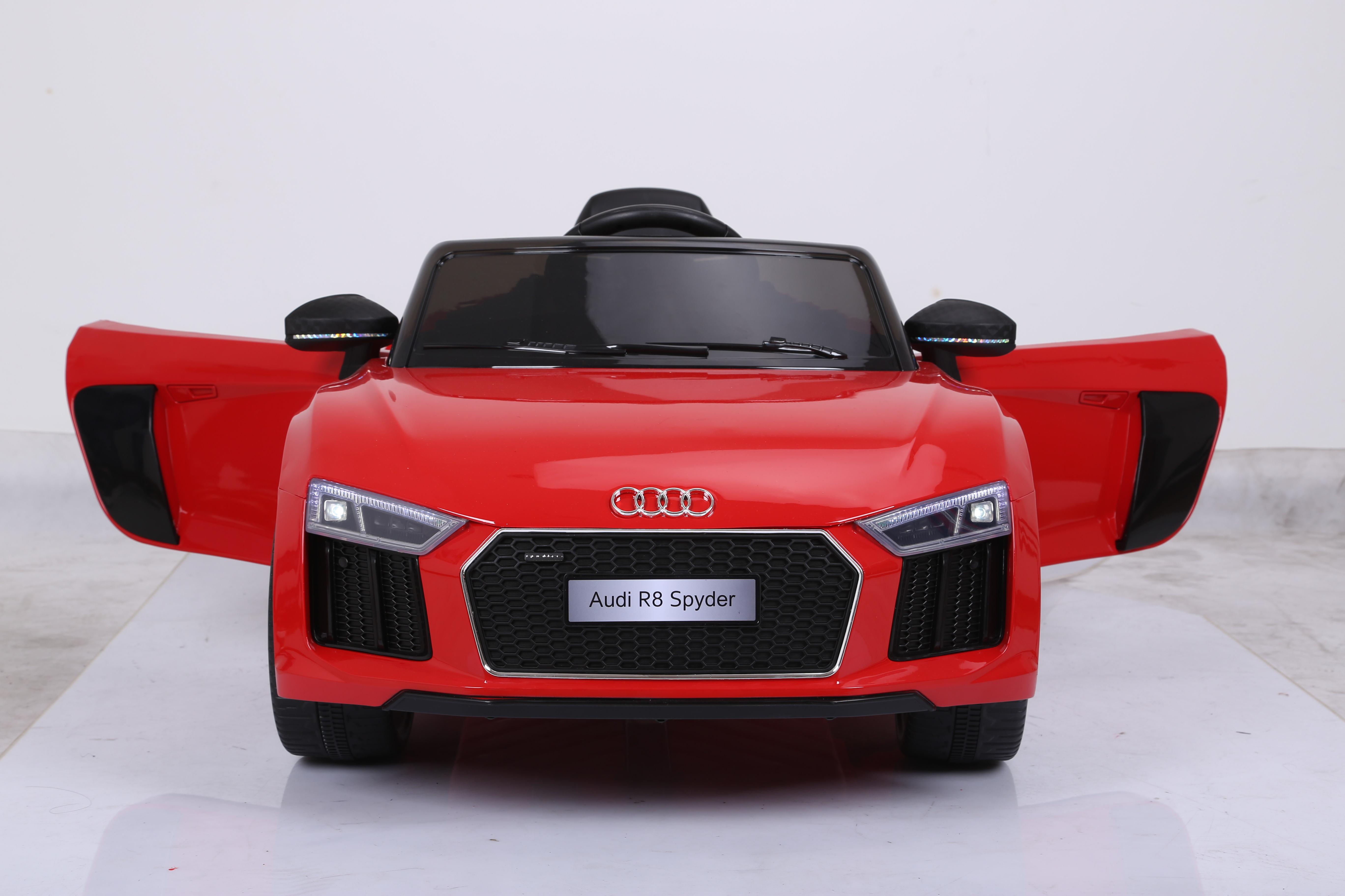 Ride On Cars For Kids: Audi R8 Licensed Kids Ride On Car 12v Remote Control Cars
