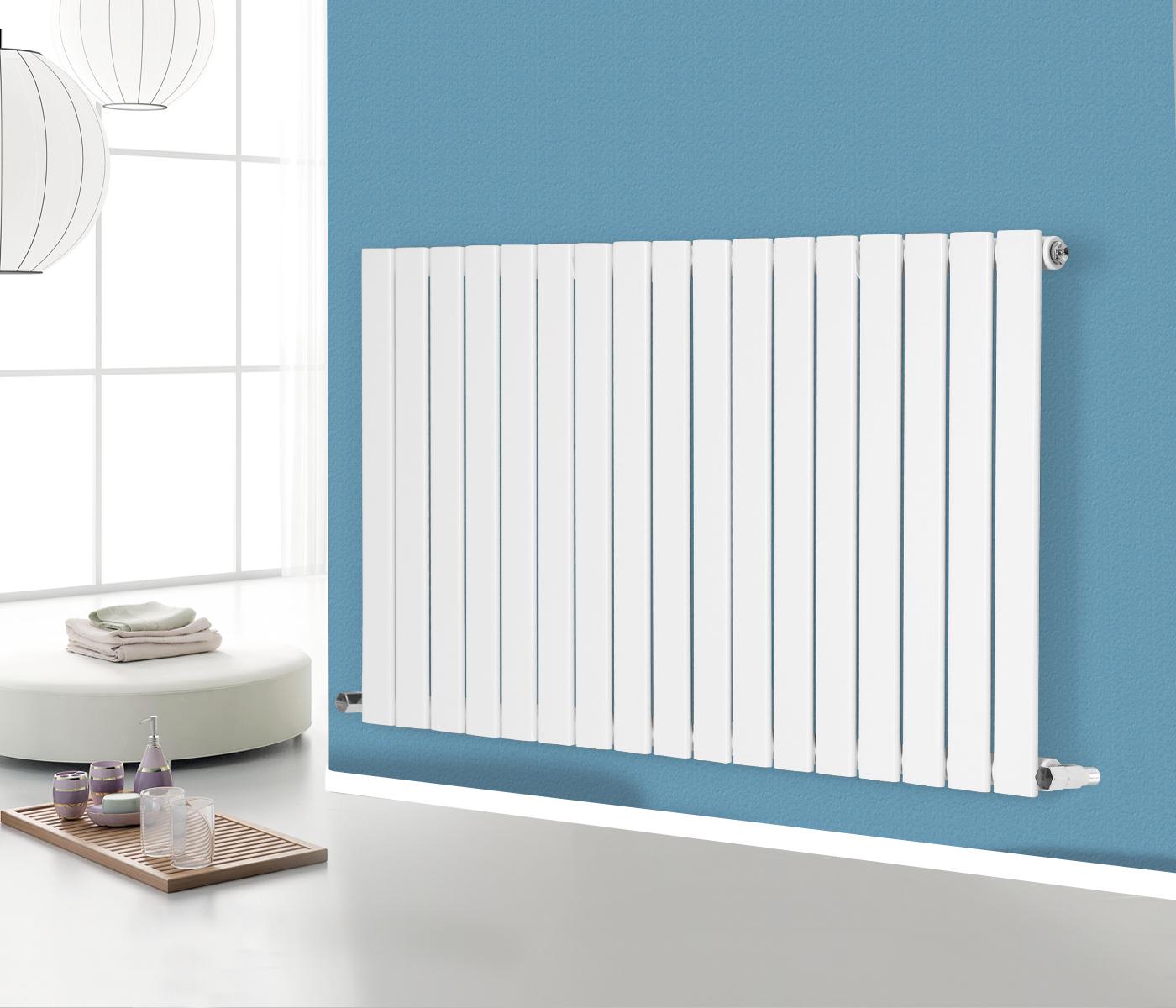 Horizontal Flat Panel Single Column Designer Modern