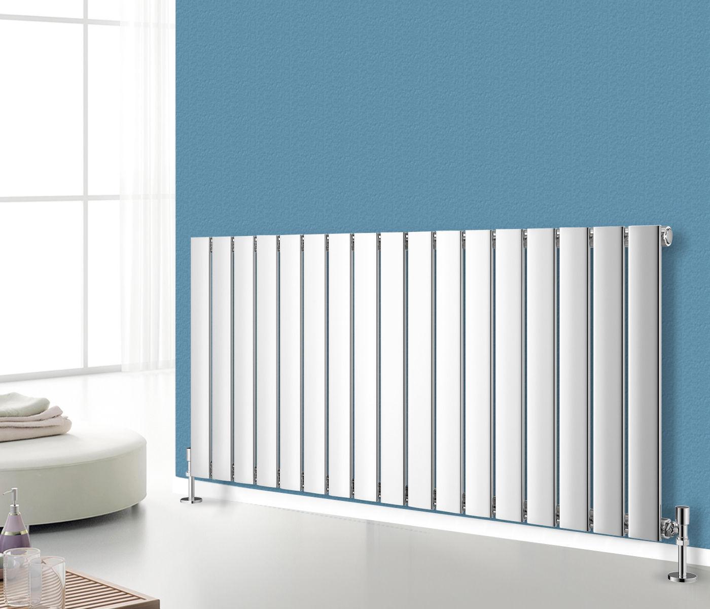 Horizontal Radiator Designer Flat Panel Column Bathroom Heater ...