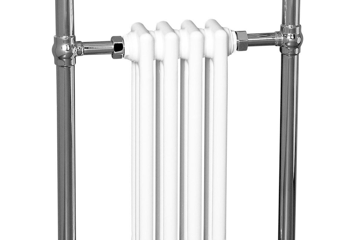Bathroom Traditional Victorian Heated Towel Rail Radiators ...