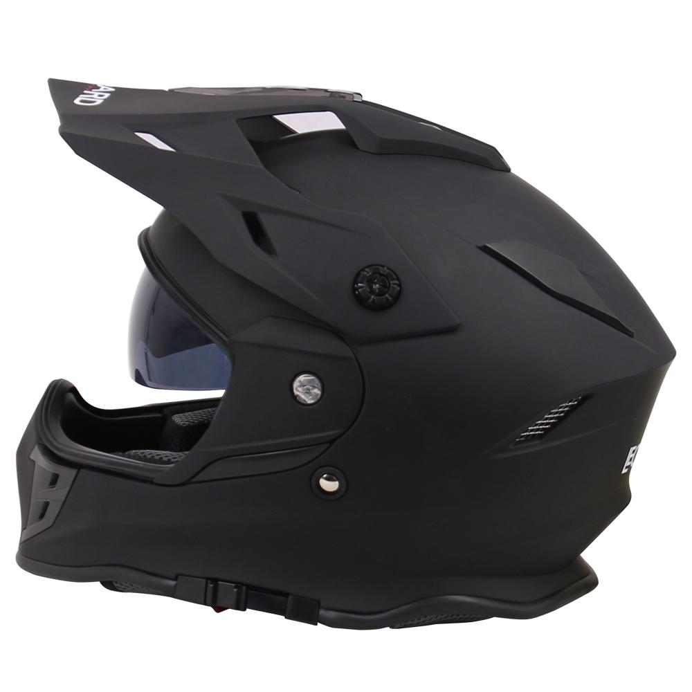 Graphic Green XXL 63-64cm Extra Outer Mirrored Visor Leopard LEO-608 Open Face Motorbike Motorcycle Helmet Double Sun Visor