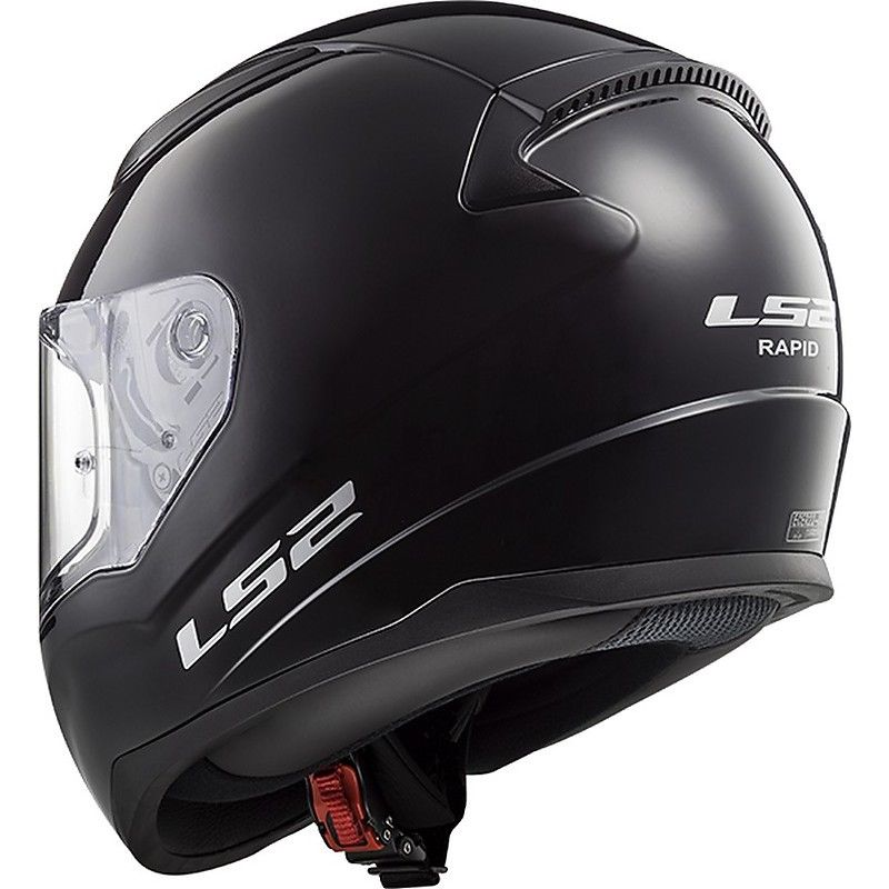 LS2-FF353-RAPID-SINGLE-MONO-Casque-Moto-Casque-Integraux-Titantium-Bike-Crash