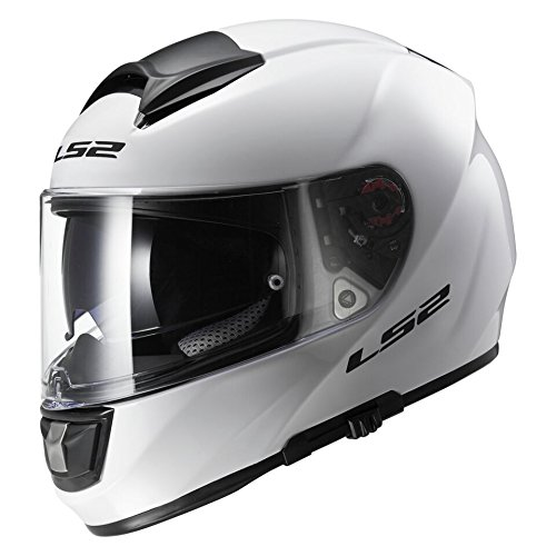 LS2-FF397-FT2-SINGLE-MONO-Casque-Integraux-Moto-Pare-soleil-integre-Crash