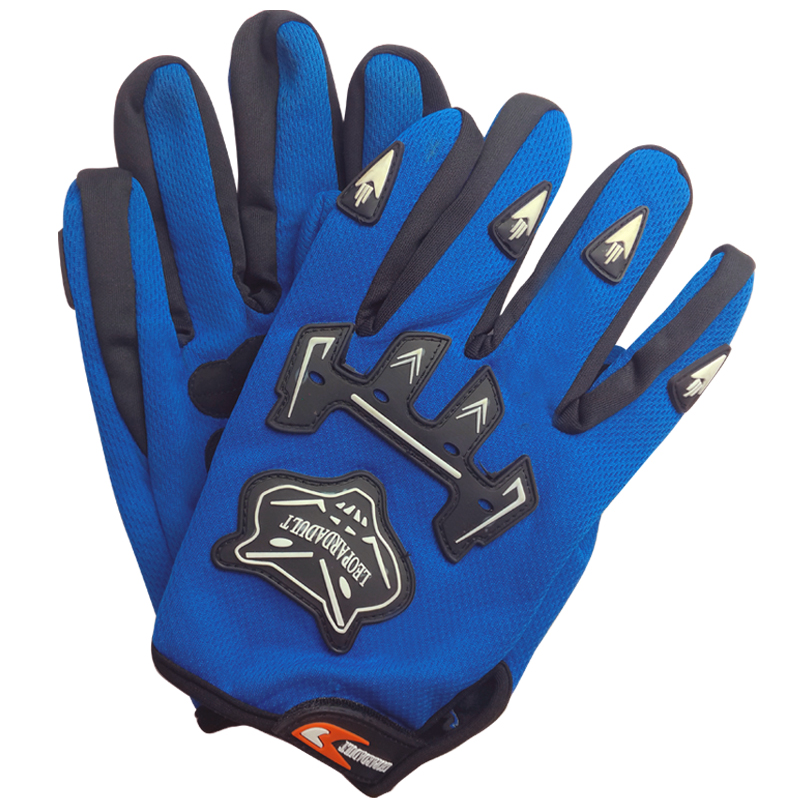 Wulfsport Motocross MX Stratos Adult Gloves Small 8cm, Blue