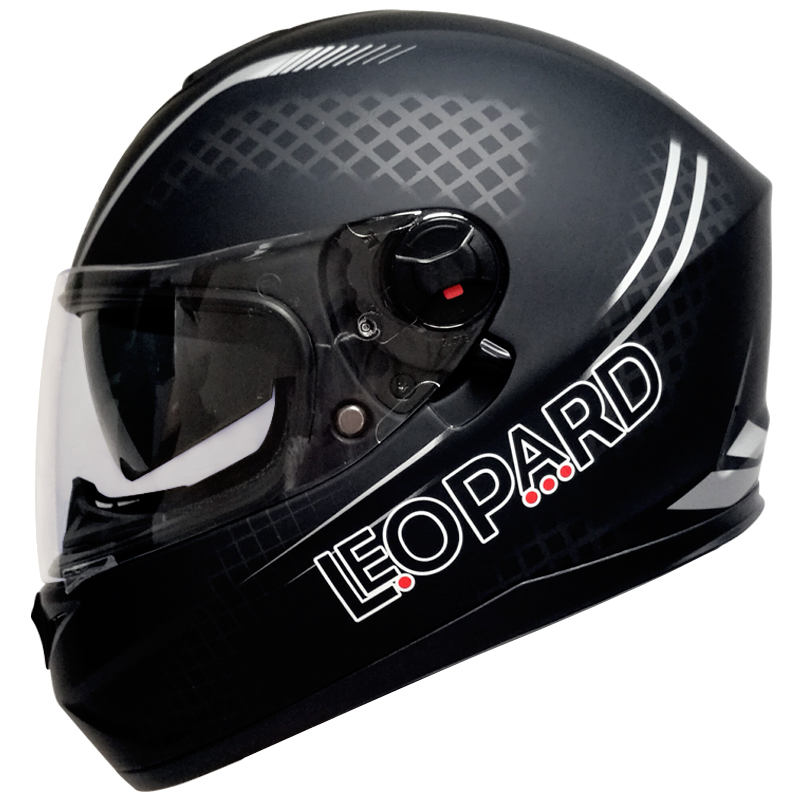 leopard leo 808 motorradhelm integralhelm mit sonnenblende. Black Bedroom Furniture Sets. Home Design Ideas