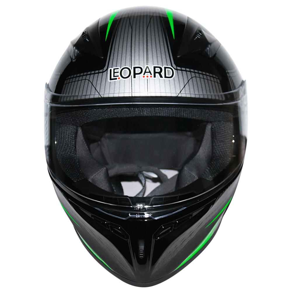 LEOPAR-LEO-813-Casque-de-Moto-Casque-de-Integraux-Extra-Visiere-XS-XXL miniature 22