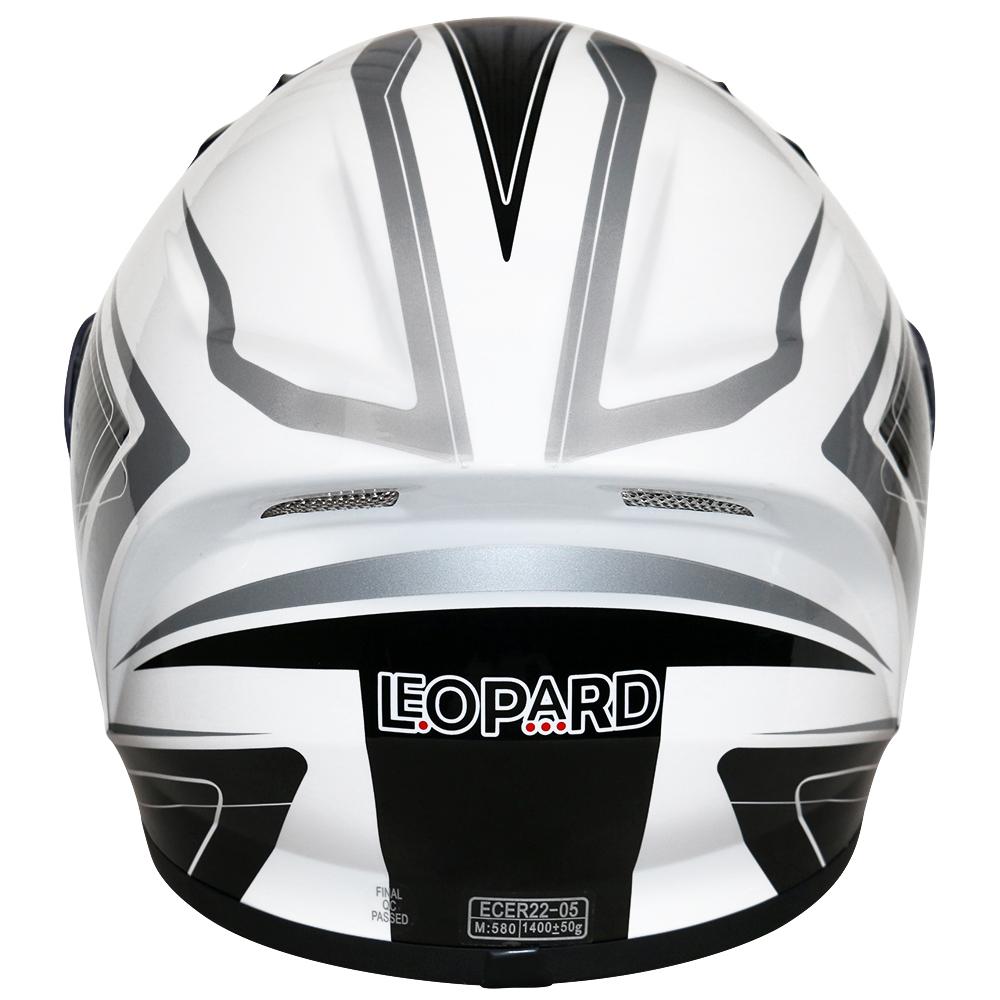 LEOPAR-LEO-813-Casque-de-Moto-Casque-de-Integraux-Extra-Visiere-XS-XXL miniature 34
