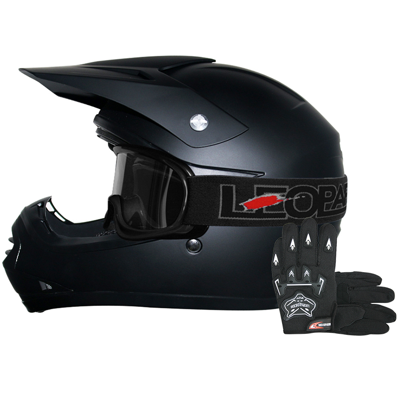 leox15 kinder moto cross helm motorradhelm offroad. Black Bedroom Furniture Sets. Home Design Ideas