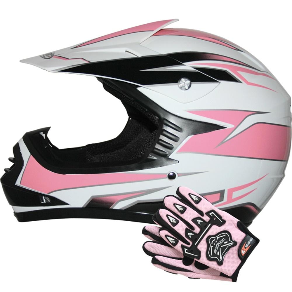 leopard kinder motorrad motocross helm cross handschuhe. Black Bedroom Furniture Sets. Home Design Ideas