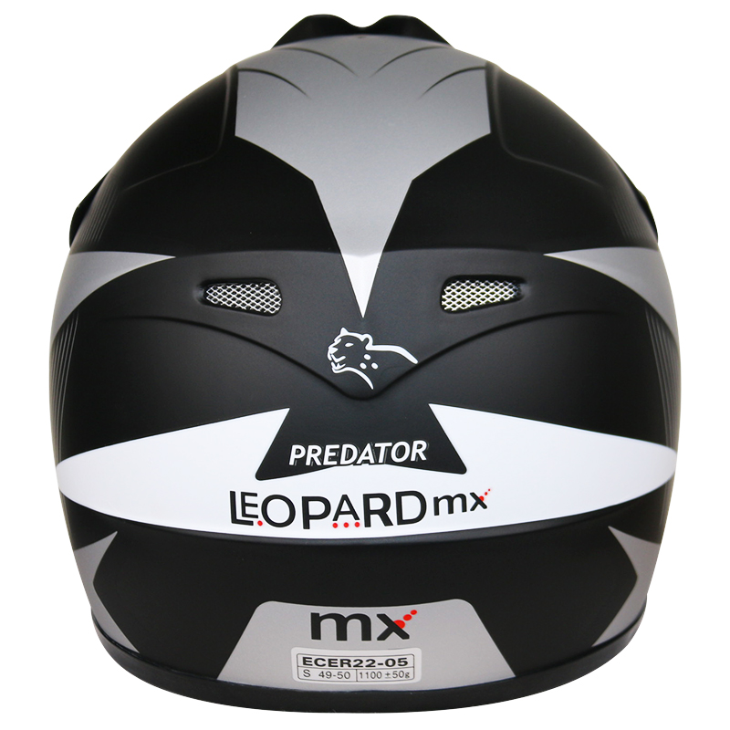 leopard kinder motocross helm motorrad handschuhe bmx off. Black Bedroom Furniture Sets. Home Design Ideas