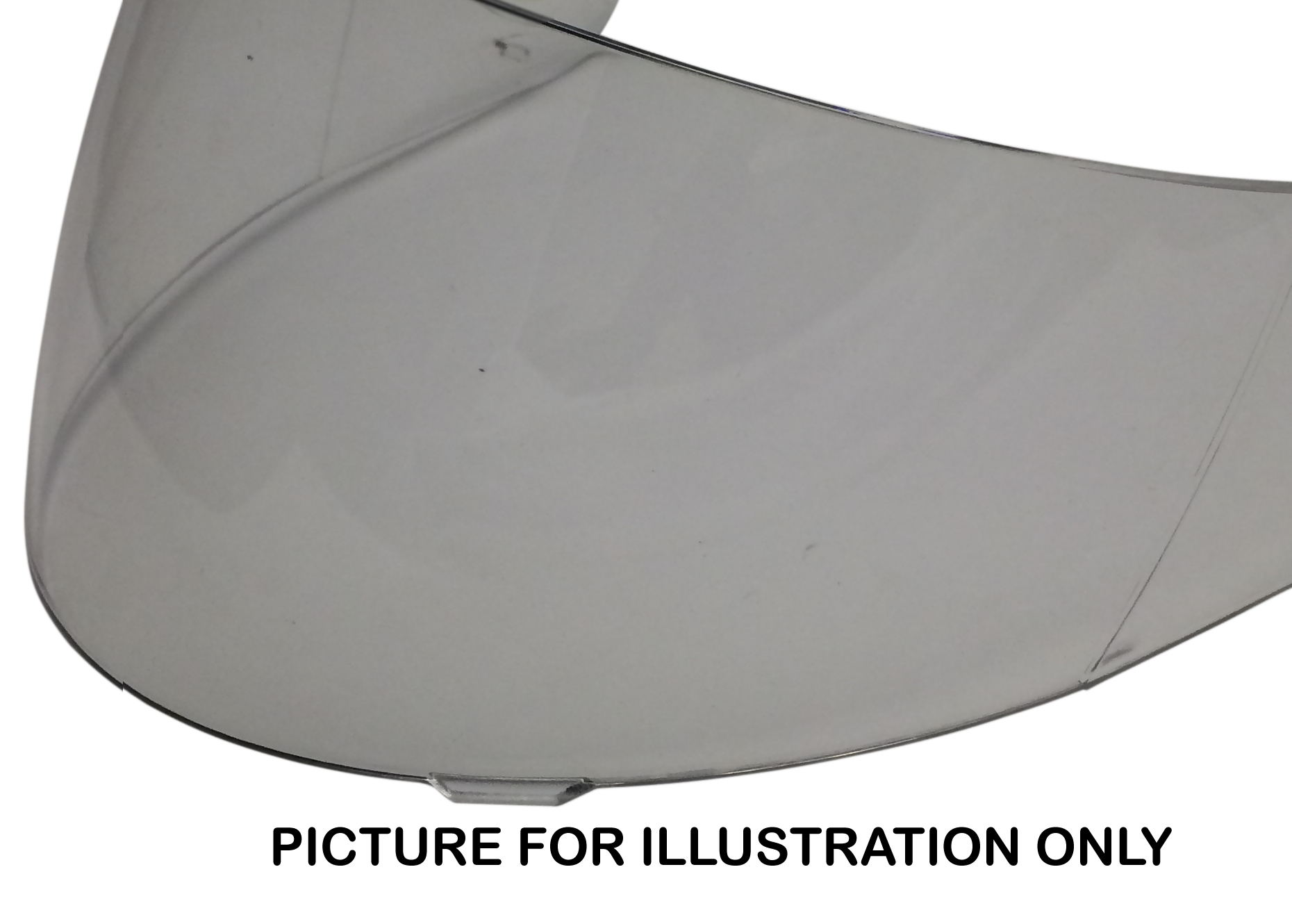 LS2 FF370 FF325 STROBE CIVIK EASY SHADOW REPLACEMENT CLEAR VISOR