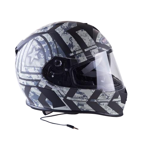 Viper-RSV8-Stereo-Casque-Moto-Casque-Integraux-Double-Visiere-Scooter-Crash