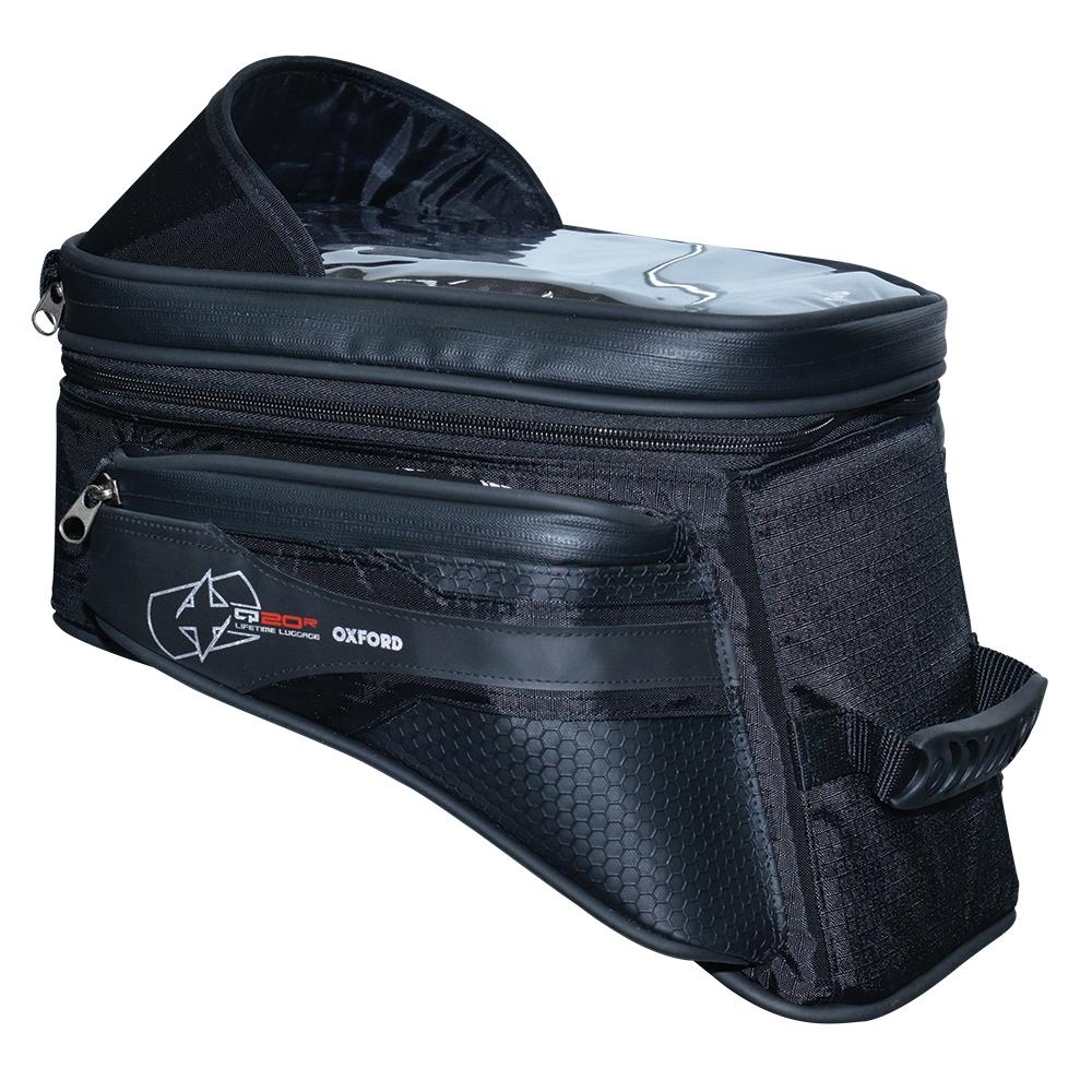oxford q20r adven tankbag tanktasche motorrad tasche. Black Bedroom Furniture Sets. Home Design Ideas