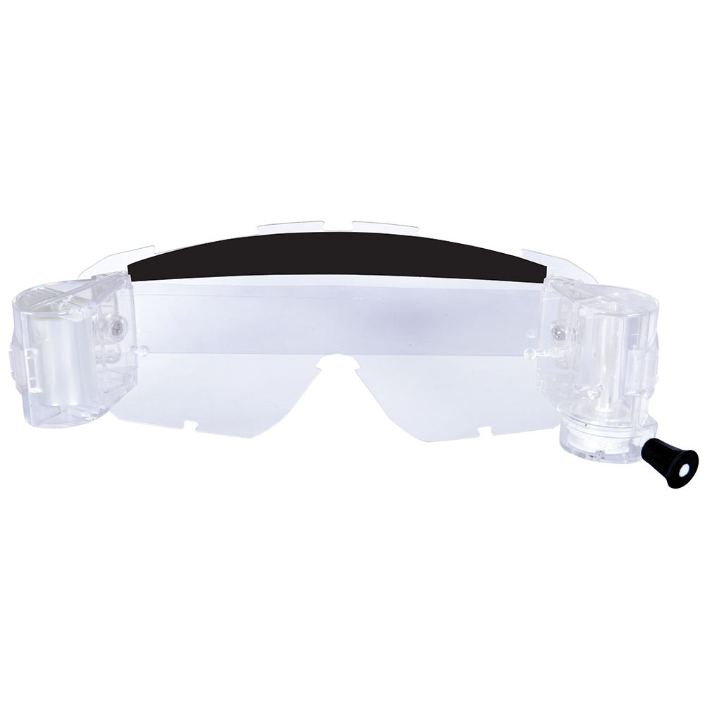 Oxford Replacement Clear Anti Fog Tear Off Lens For Assalt Pro MX Goggles