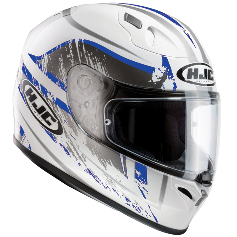 Hjc Fg 17 >> Details About Hjc Fg 17 Full Face Motorbike Motorcycle Helmet Strike Blue Xl Clearance